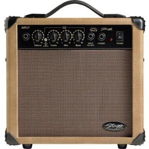Stagg 10 AA USA 10W アコースティックギターアンプ|worldmusic