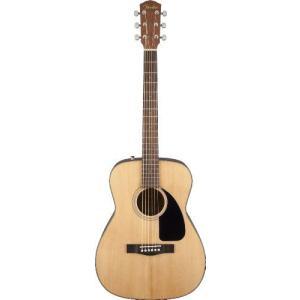 Fender(フェンダー) CF-60, Folk アコースティックギター, ナチュラル w/case worldmusic