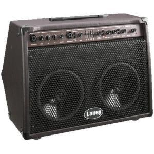 Laney(レイニー ) Amps LA Range LA65D 70W 2x8 アコースティックギターアンプ|worldmusic