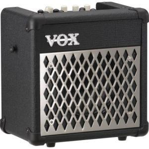"""Vox(ヴォックス) Mini5 Rhythm 1 x 6.5"""" 5W バッテリー パワーアンプ w..."""