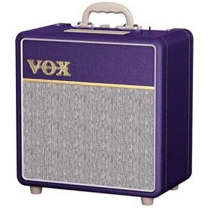 """Vox(ヴォックス) AC4C1-PL 1x10"""" 4W Limited Edition Purple Tygon チューブ コンボ worldmusic"""