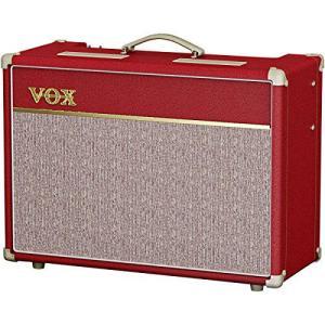 "Vox(ヴォックス) AC15 Custom チューブ コンボ - 1x12"" 15W Limited Edition Red worldmusic"