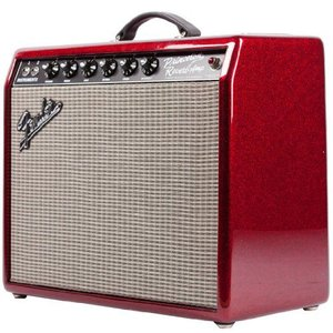 Fender(フェンダー) '65 Princeton リバーブ - Sparkle Red worldmusic