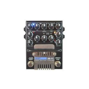 AMT Electronics(エーエムティーエレクトロニクス) SS-11B (Modern) ギタープリアンプ|worldmusic
