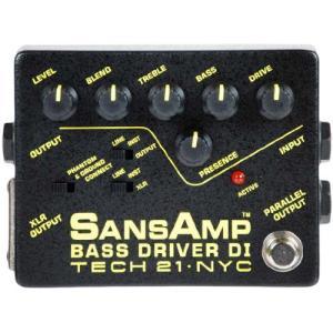 Tech 21 SansAmp バス Driver worldmusic