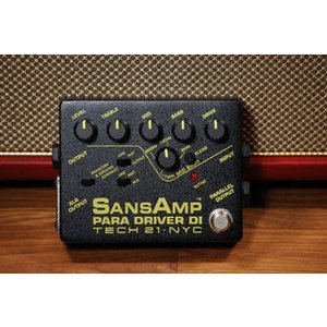 Tech 21 SansAmp Para Driver DI worldmusic
