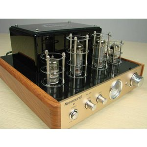 Ms-10d, Hifi, チューブ アンプ, アンプ, Amp, チューブ Audio パワーアンプ, Nobサウンド, Woode worldmusic