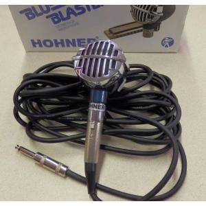 ホーナー/Hohner 1490 Blues Blaster Harmonica Microphone/マイク/マイクロフォン/Microphone|worldmusic