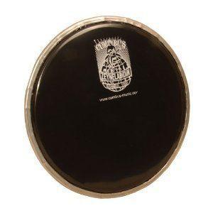 Cumbus Banjo/Ukulele Head, 5.75, Black|worldmusic