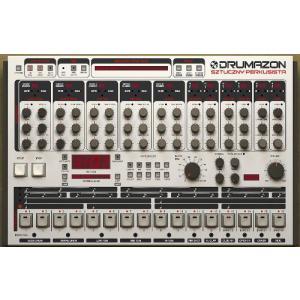 ■D16 Group DRUMAZON ドラマゾン TR-909 VIRTUAL DRUM MACHINE  ■ドラムマシン音源■|worldmusic