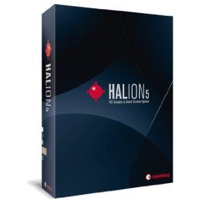 ■最新版■ Steinberg Halion 5 通常版■■マルチサンプラー音源■|worldmusic