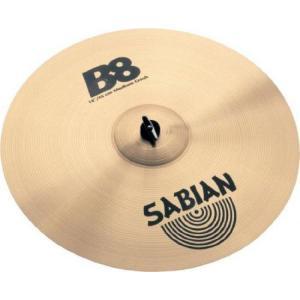 Sabian セイビアン B8 Series Medium クラッシュ シンバル 18 Inches|worldmusic