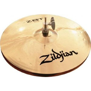 Zildjian ジルジャン ZBT ハイハット シンバル Pair 13 Inches|worldmusic