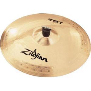 Zildjian ジルジャン ZBT クラッシュ ライド シンバル 18 Inches|worldmusic