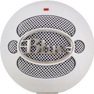 Blue Microphones Snowball USB コンデンサーマイク ホワイト|worldmusic
