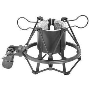 Musician's Gear Studio Microphone Shock Mount Black Condenser/マイク/マイクロフォン/Microphone|worldmusic