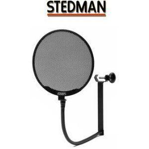 スタジオ定番■STEDMAN Proscreen XL■ メタルポップガード|worldmusic