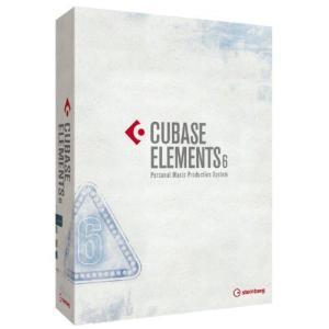 ■CUBASE Elements 6 通常版Steinberg■日本語対応 worldmusic