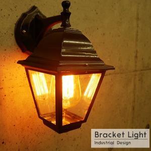 ブラケットライト モダン アンティーク 格子 玄関灯 門灯 庭園灯 屋外 壁面用 照明器具 LED玄関灯 11