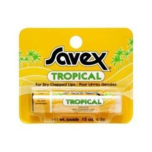 サベックス リップクリーム トロピカル savex 4.2g...