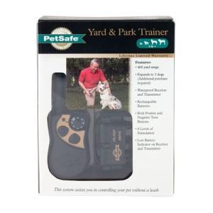 全犬種用 Petsafe(ペットセーフ)無駄吠え防止首輪 リモートコントロール PDT00-12470|worldselect