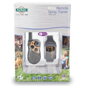 全犬種用 Petsafe(ペットセーフ)無駄吠え防止首輪 スプレートレーナー リモートコントロール PDT00-11234|worldselect