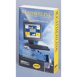 Davis 6510USB WeatherLink & DATALOGGER|worldselect