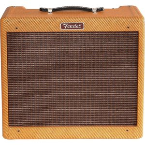 Fender Blues Junior Lacquered Tweed 15W 1x12 Combo Amp|worldselect