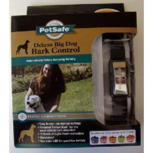 大型犬用 無駄吠え防止首輪バークコントロールカラーPetSafe PBC00-12725|worldselect