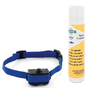小型犬用 無駄吠え防止首輪 スプレー バークコントロールデラックス/PetSafe Little Dog Spray Bark Control PBC00-11283|worldselect