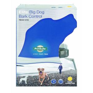 大型犬用 無駄吠え防止首輪 バークコントロール デラックス Petsafe Deluxe Big Dog Bark Control PBC00-12725|worldselect