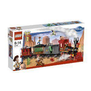 【LEGO(レゴ)入手困難】 7597 トイ・ストーリー ウェスタン・トレインの追跡|worldselect