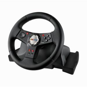 【商品名】Logitech(ロジテック) NASCAR Racing Wheel with Vibr...