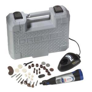 Dremelドレメル 8000-03 10.8-Volt Lithium Ion Cordless Rotary Tool|worldselect