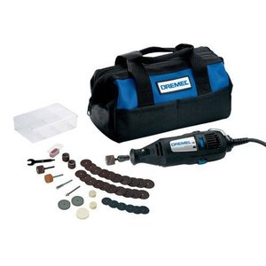 Dremelドレメル 75-30285 Two-Speed Grout Removal Kit|worldselect