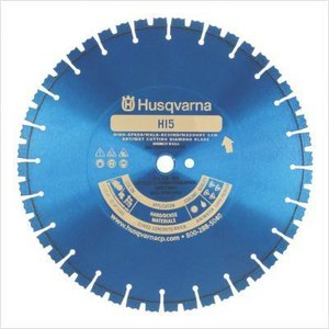 Husqvarnaハスクバーナ Construction Products 542774541 14 Inch by .125 by 1 Drive Pinhole 20mm B Hi5 Dri Disc|worldselect