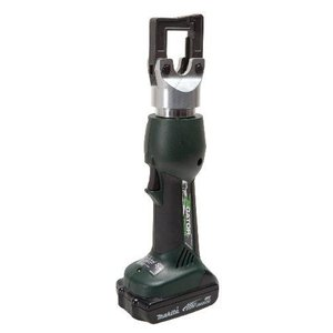 Greenleeグリーンリー EK410L11 Gator Battery-Powered 4 Ton L Series Crimping Tool with 120V Charger
