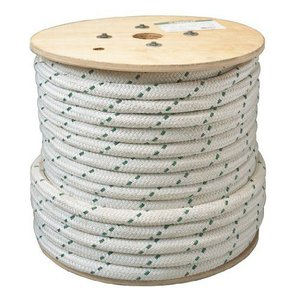 Greenleeグリーンリー 34137 Double-Braided Composite Rope for Cable Pullers, 7/8-Inch by 600-Foot