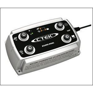 CTEK(シーテック) D250S DUAL バッテリー チャージャー|worldselect