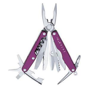 Leatherman(レザーマン) 78105003K Juice XE6-Pocket Multi-Tool, Thunder Purple|worldselect
