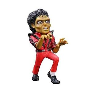 """【商品名】King of Pop Vinyl フィギュア マイケルジャクソン """"Thriller"""" ..."""