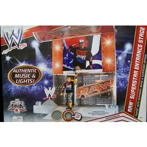 【商品名】ワールドレスリング(WWE) RAW SUPERSTAR ENTRANCE STAGE P...