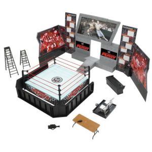 【商品名】ワールドレスリング(WWE) レスリング RAW Tables, Ladders and ...