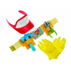 Fisher-Price(フィッシャープライス) Handy Manny On-The-Job Tool Belt|worldselect