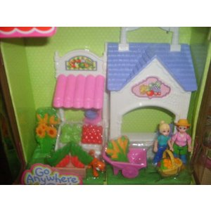 Fisher-Price(フィッシャープライス) Go Anywhere Girls Farmers Market