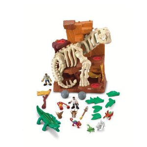 Fisher-Price(フィッシャープライス) Imaginext Lost Creatures プレイセット