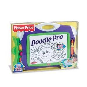 Fisher-Price(フィッシャープライス): Doodle Pro - パープル