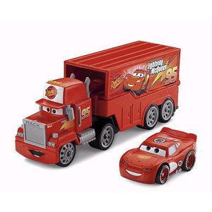 Fisher-Price(フィッシャープライス) Shake and Go Racers Mack