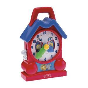 Fisher-Price(フィッシャープライス) Bright Beginnings ミュージカル Teaching Clock