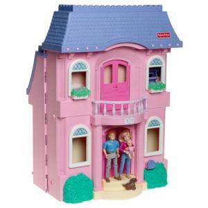 Fisher-Price(フィッシャープライス) ラビング ファミリー Classic 人形家